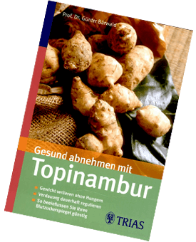 Buch: Gesund abnehmen mit Topinambur